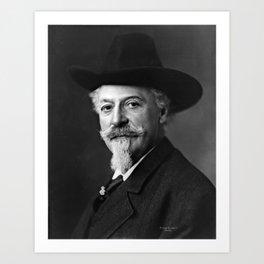William F. Cody Art Print