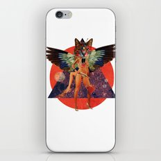 Build a Woman - Copy and Paste · Cat Woman iPhone & iPod Skin