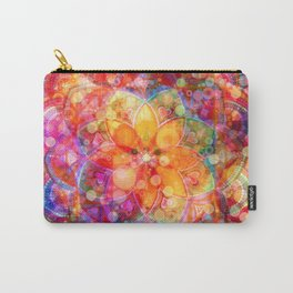Dreaming Lotus Carry-All Pouch