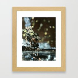 Animus/Anima Framed Art Print