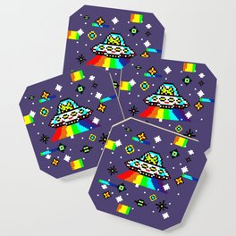 Cats Invaders Coaster