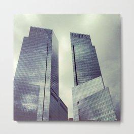 buildings Metal Print