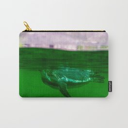 Going for a swim. Carry-All Pouch