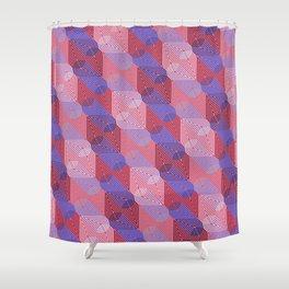 Op Art 172 Shower Curtain