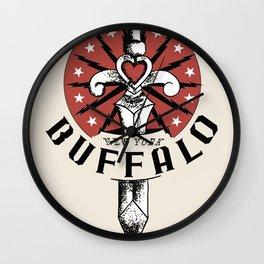 DAGGER Wall Clock