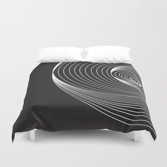 Black Hole - Big Duvet Cover