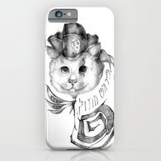 P1R4T3 C4T (Pirate Cat) Slim Case iPhone 6s