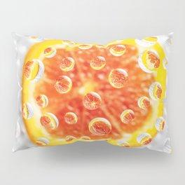 AJKG *Orange* Pillow Sham