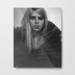 Andro Heavy II Metal Print