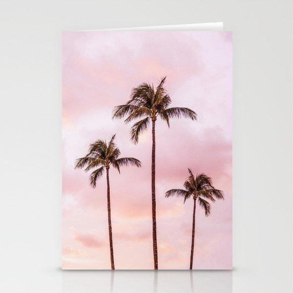 palm tree photography landscape sunset unicorn clouds blush