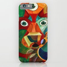 Three Eyed Bear iPhone 6s Slim Case