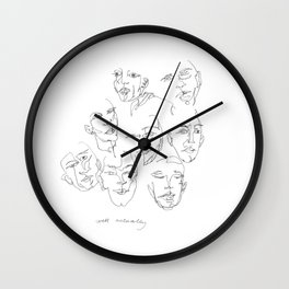 Well, actually... Wall Clock