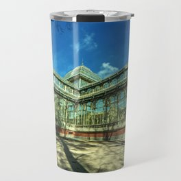 Crystal Palace of Madrid Travel Mug