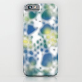 Impression of glimpses of light iPhone Case