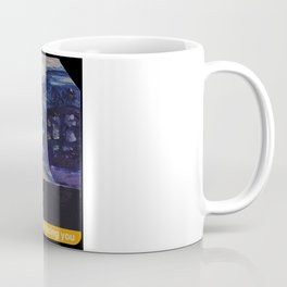 Subway Card Chrysler Building No. 9 Coffee Mug