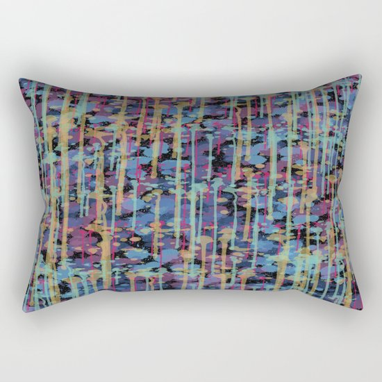 Colorplay_abs_01  Rectangular Pillow