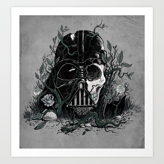 Requiem for a Skywalker Art Print