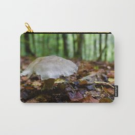 Mushroom In Forest Carry-All Pouch