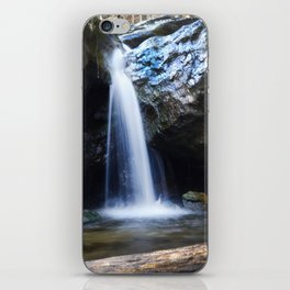 Waterfall at Cascade Falls iPhone Skin