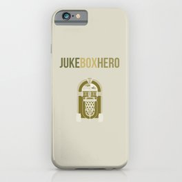 JukeBoxHero iPhone Case