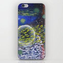 Under Water Life iPhone Skin