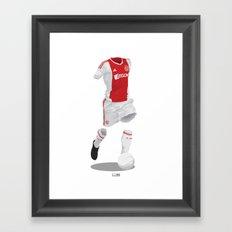 Ajax 2012/13  Framed Art Print