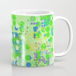 Dot Explosion 5 Coffee Mug