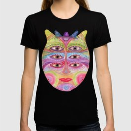 kindly expressed kind of kindness mask T-shirt