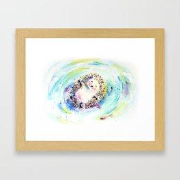 Summer Fun! Framed Art Print