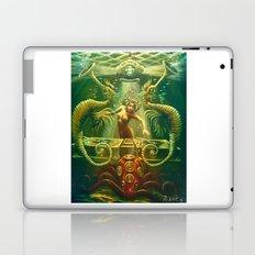 DJ Seahorse Laptop & iPad Skin
