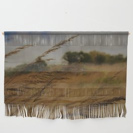 Amber Waves Wall Hanging