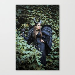 Witch 2 Canvas Print