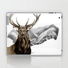 Heart of The Hunted Laptop & iPad Skin