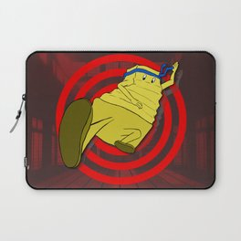 Crinkle Kicks Laptop Sleeve