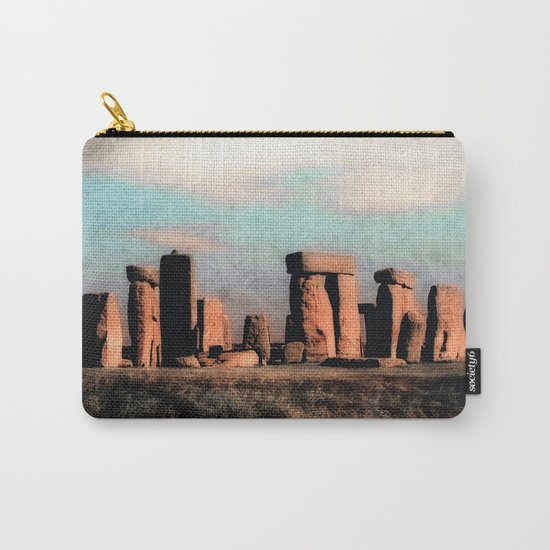 Mysterious Stonehenge Carry-All Pouch