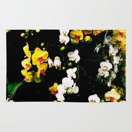 Orchid Celebration Rug