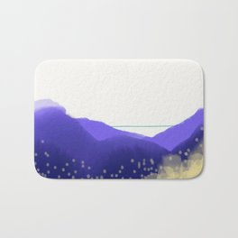 Pollen Count Bath Mat