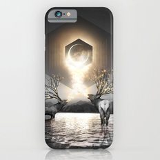 Moon Dust In Your Lungs iPhone 6s Slim Case