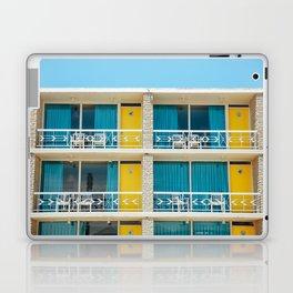 Retro Hotel Print Laptop & iPad Skin