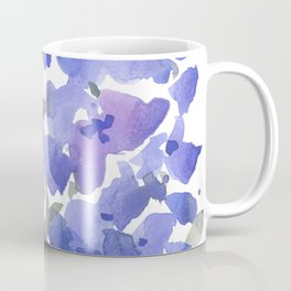 Beautiful Blue Delphiniums Coffee Mug