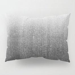 BLUR / abyss / black Pillow Sham