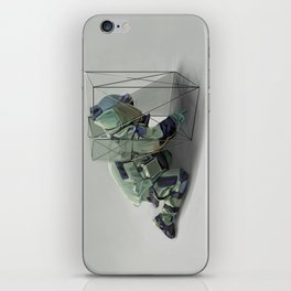 Cage iPhone Skin