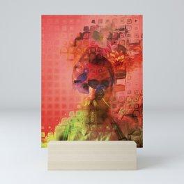 Destructuring Mini Art Print