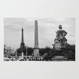 Place de la Concorde Rug