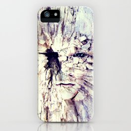 Bleak world of absent law iPhone Case