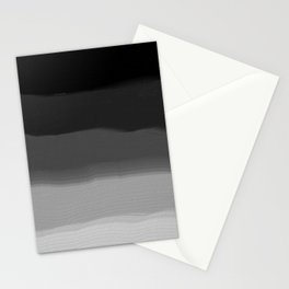 Hierarchy - Abstract Painting Stationery Cards