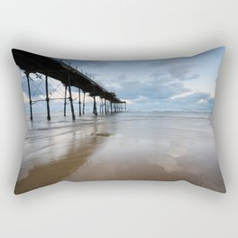 Saltburn by the Sea Rectangular Pillow