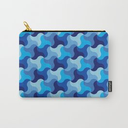 All-Blue Alhambra Carry-All Pouch