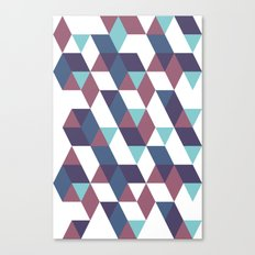 Trangled Canvas Print