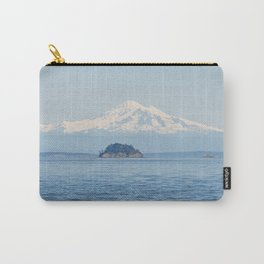 SKIPJACK ISLAND AND MOUNT BAKER Carry-All Pouch